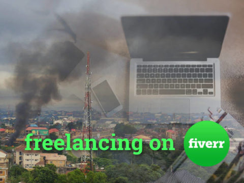 Can you earn a fulltime income freelancing on fiverr