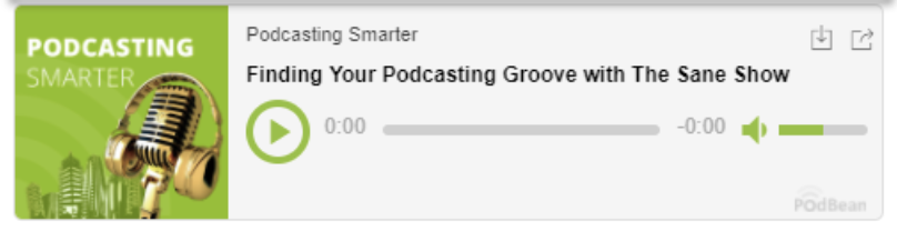 Finding the best podcast radio platform : Podbean Player